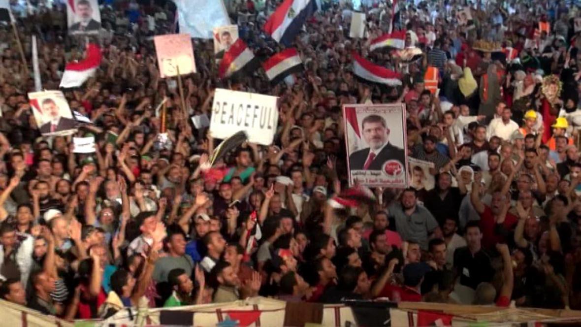 Politická krize v Egyptě