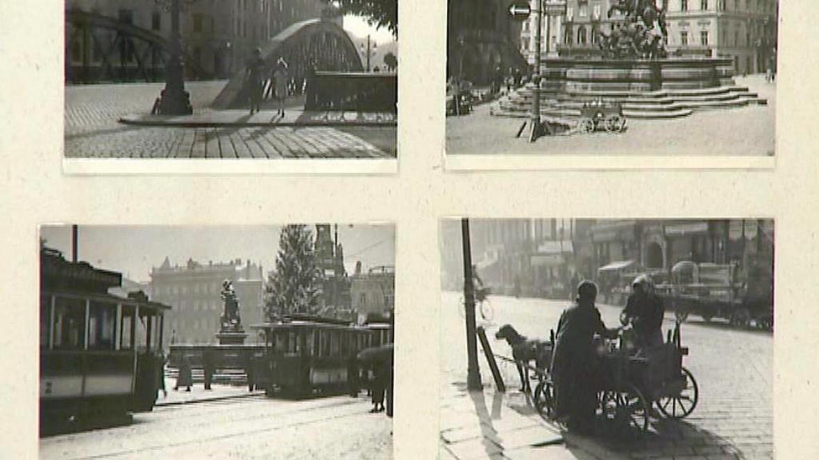 Výstava fotografa Josefa Mikulky