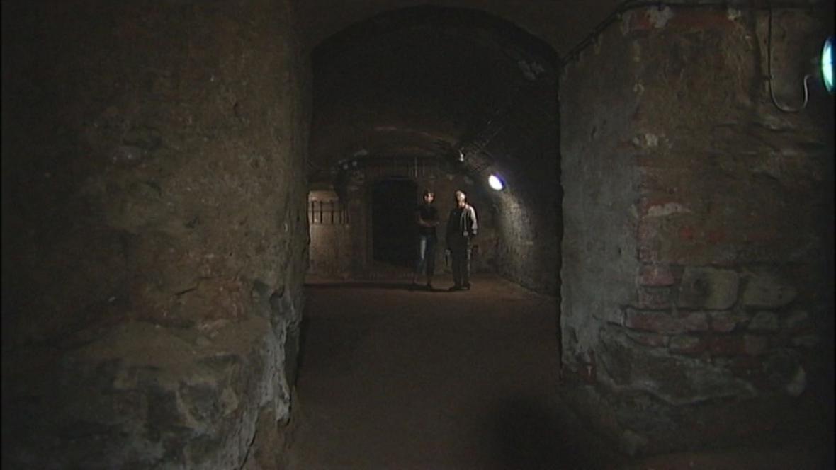 Podzemí v Olomouci