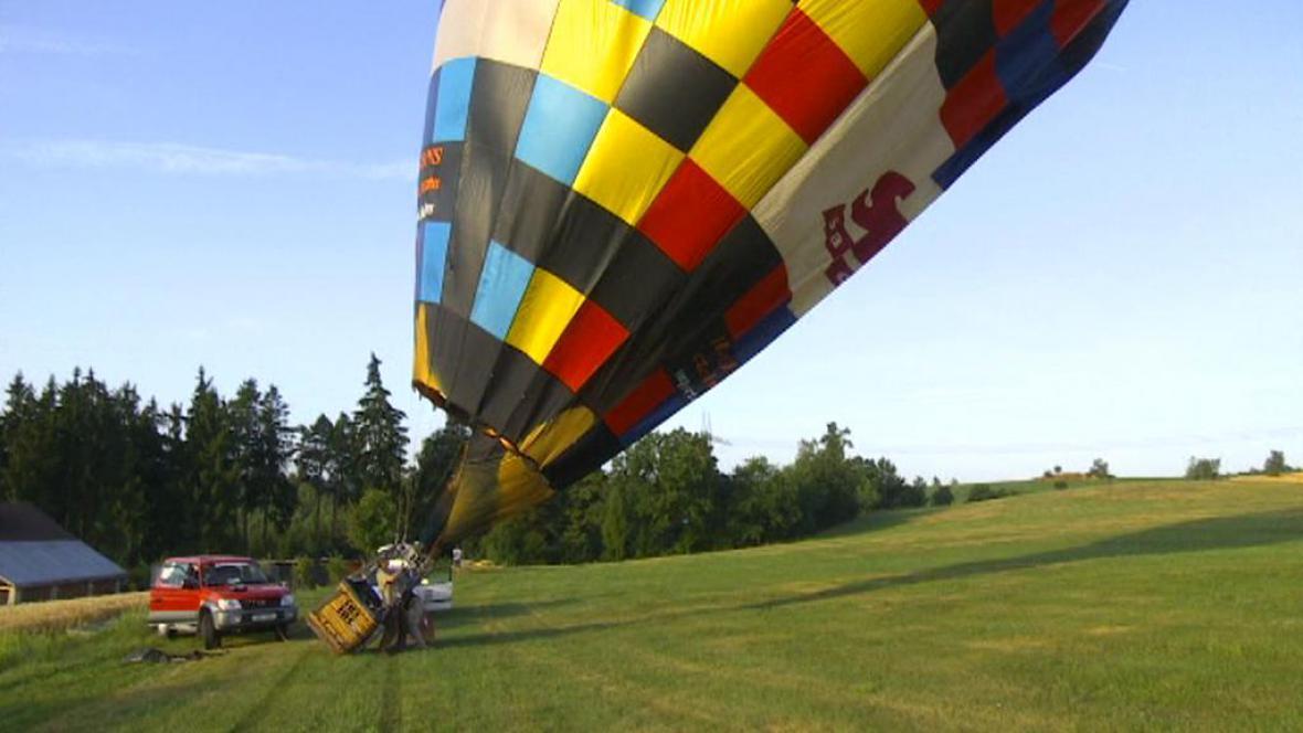 Mistrovství v balonovém létání