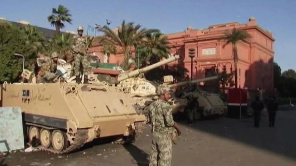 Vývoj v Egyptě ruinuje místní ekonomiku