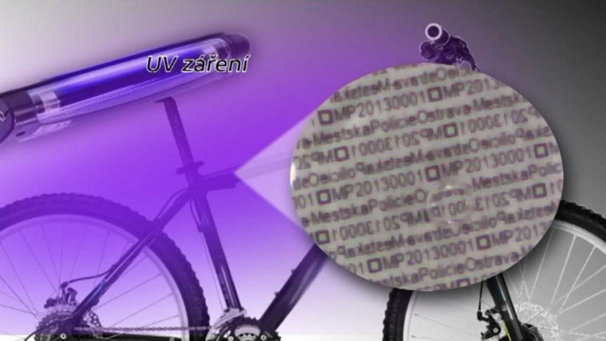 Evidence jízdních kol