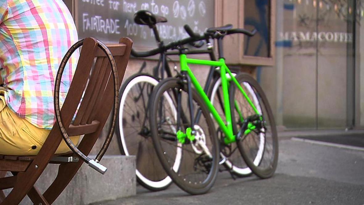 Nezabezpečené kolo