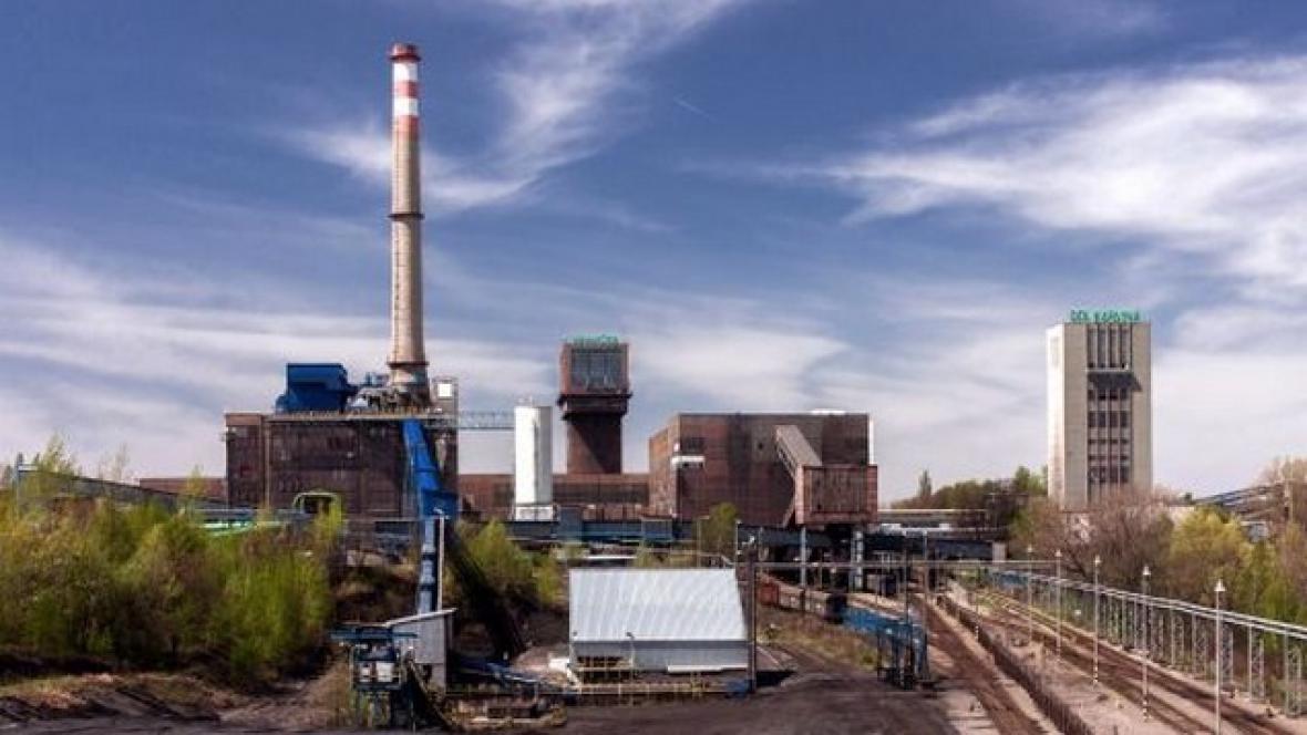Důl Karviná, závod ČSA