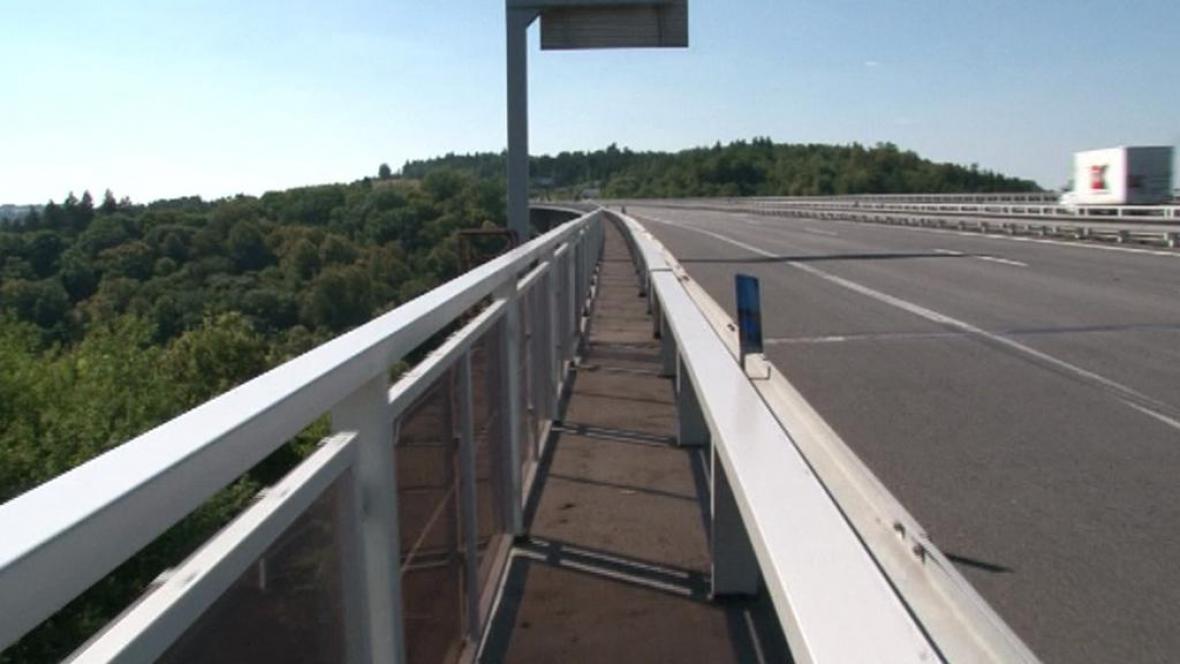 Most ve Velkém Meziříčí