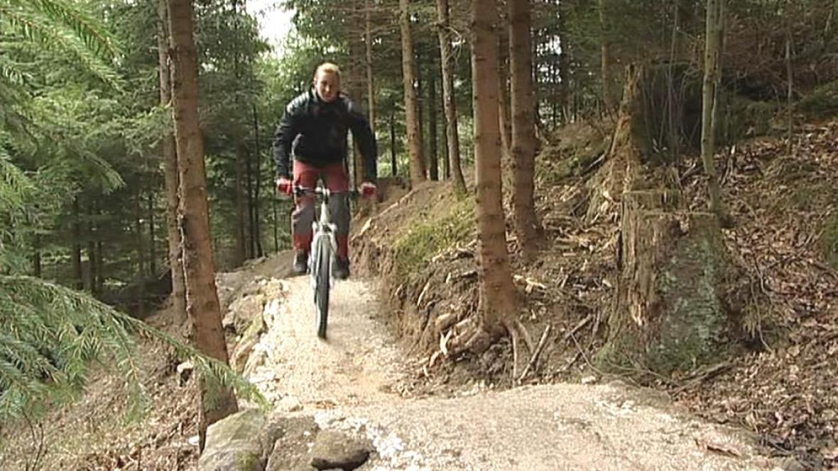 Rychlebská cyklostezka