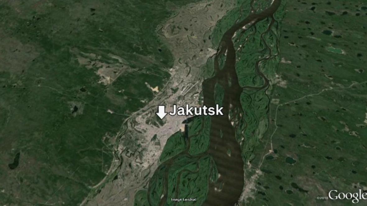 U Jakutsku se pátrá po Čechovi