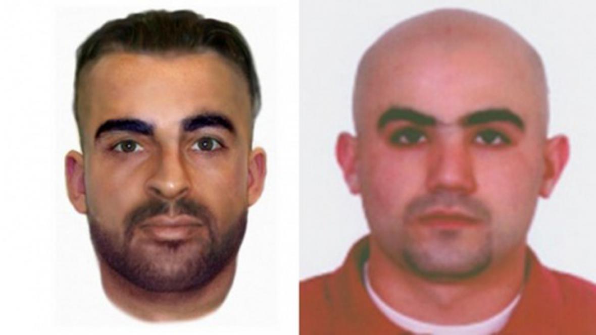 Muži podezřelí z atentátu v Burgasu