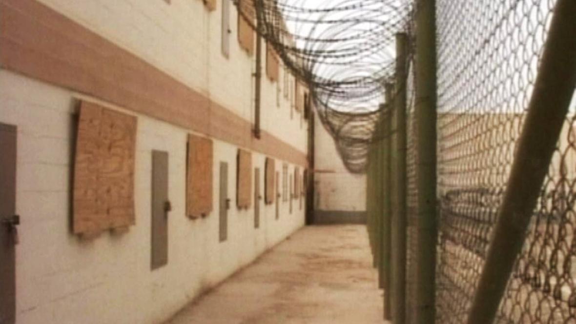 Irácká věznice