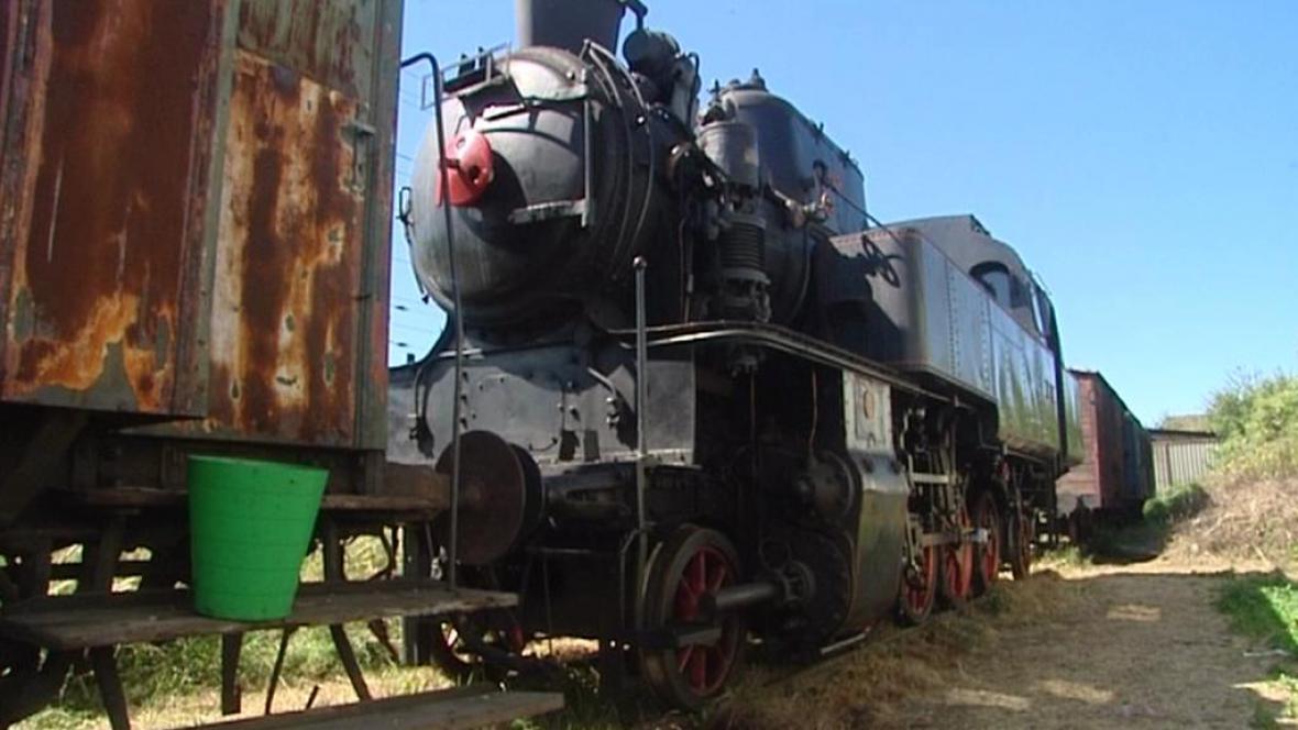 Lokomotiva Velký bejček