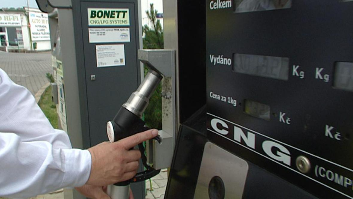 Stanice CNG