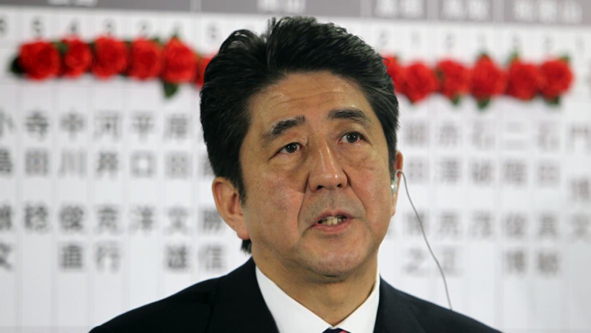 Šinzó Abe