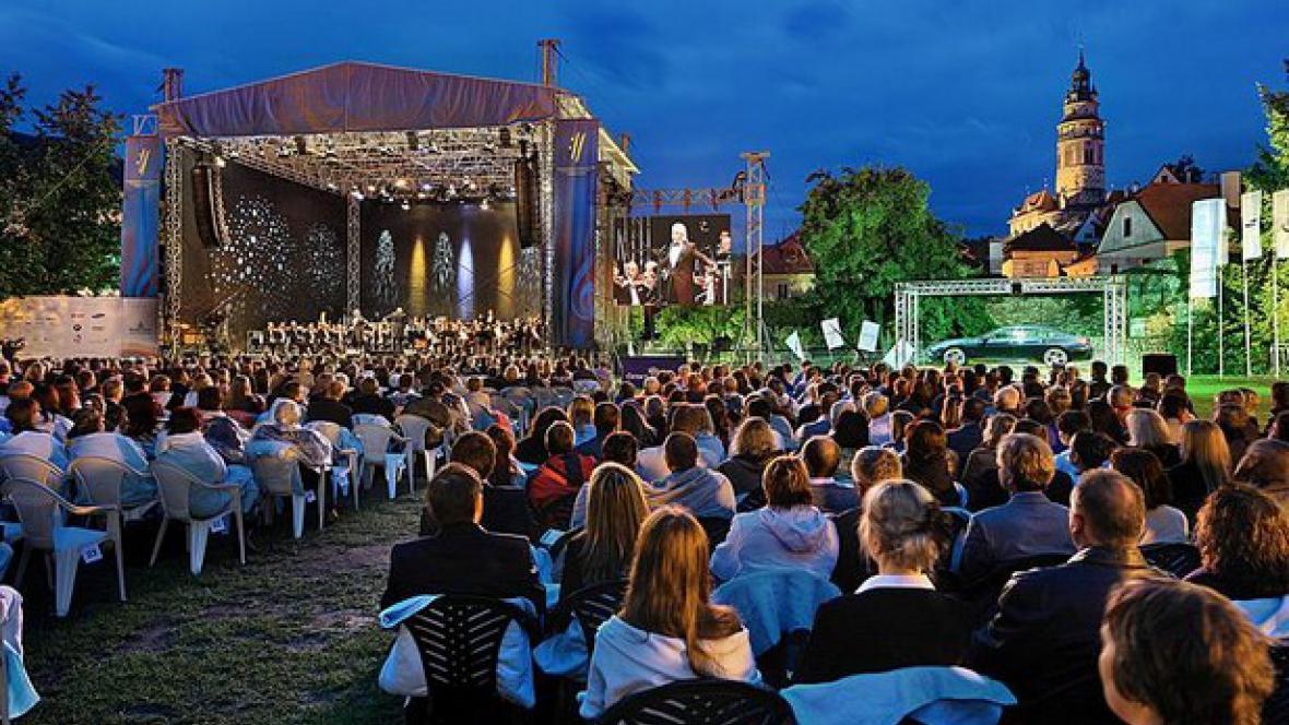 Hudební festival Český Krumlov
