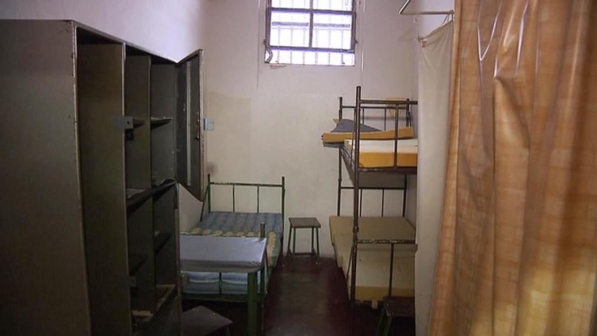 Cela ve vazební věznici