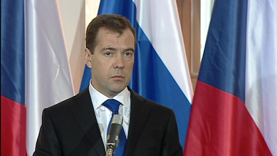 Dmitrij Medvěděv