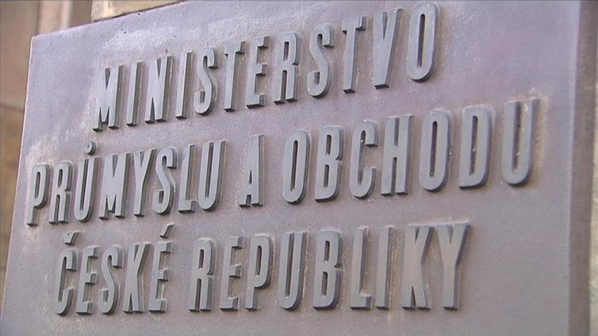 Ministerstvo průmyslu a obchodu ČR