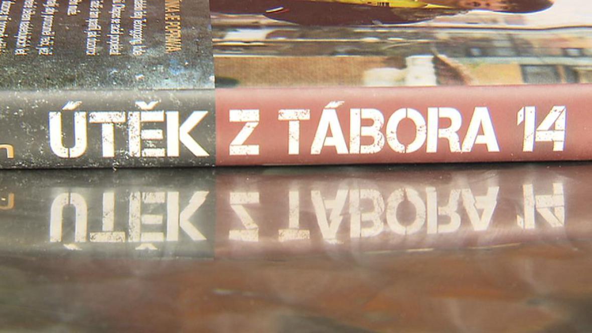 Kniha Útěk z tábora 14 vychází v češtině