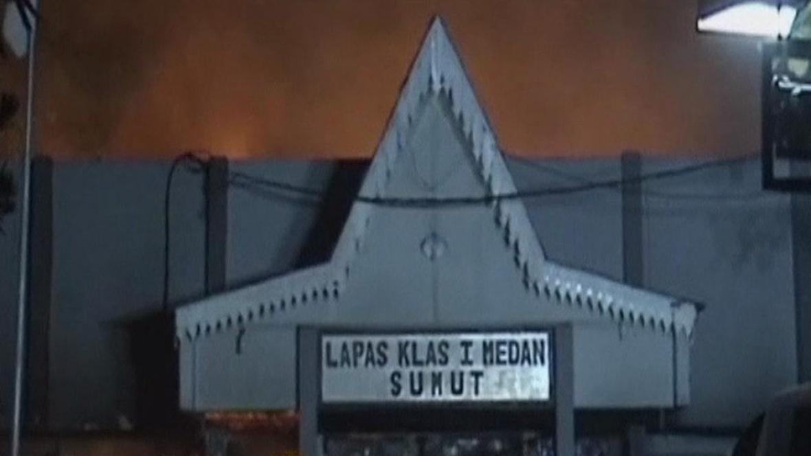 Věznice Medan
