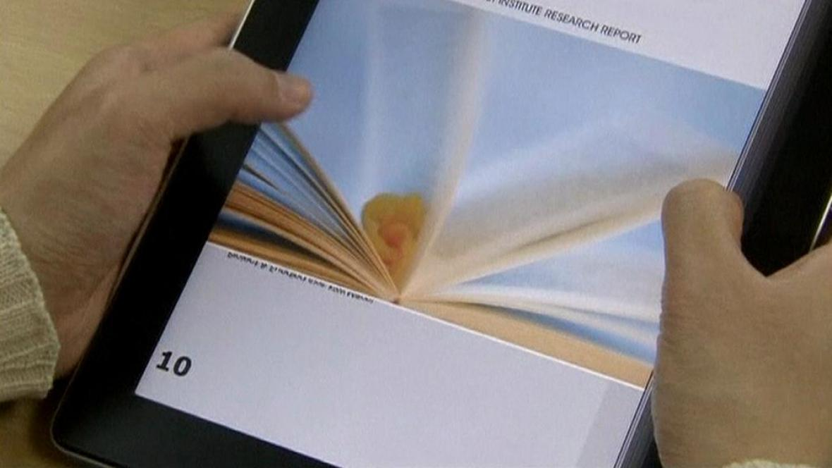 E - kniha