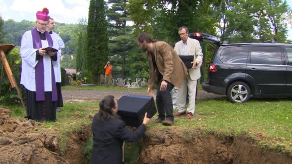 Pohřbívání
