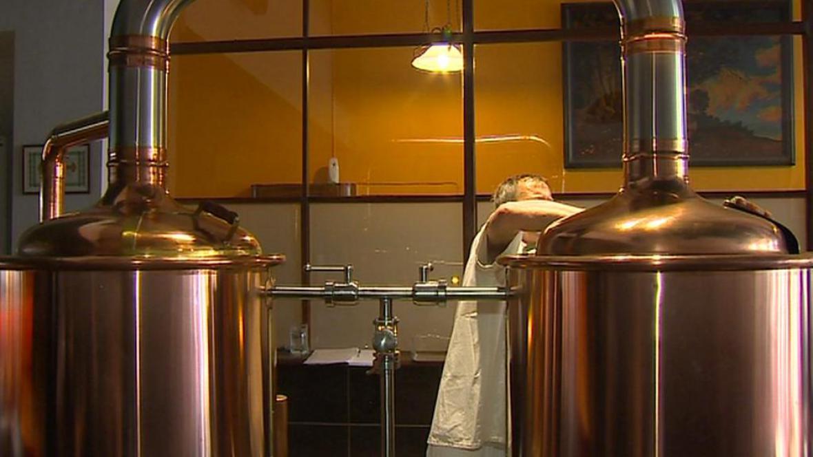 Varny v pivovaru Černý orel