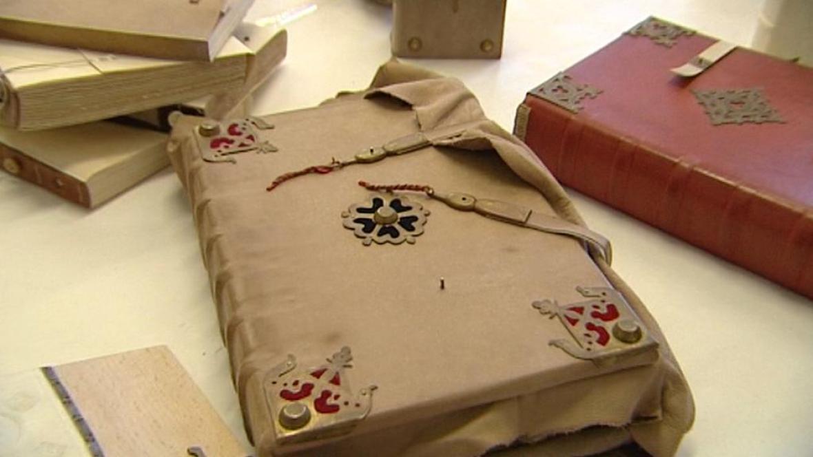 Středověké knihy