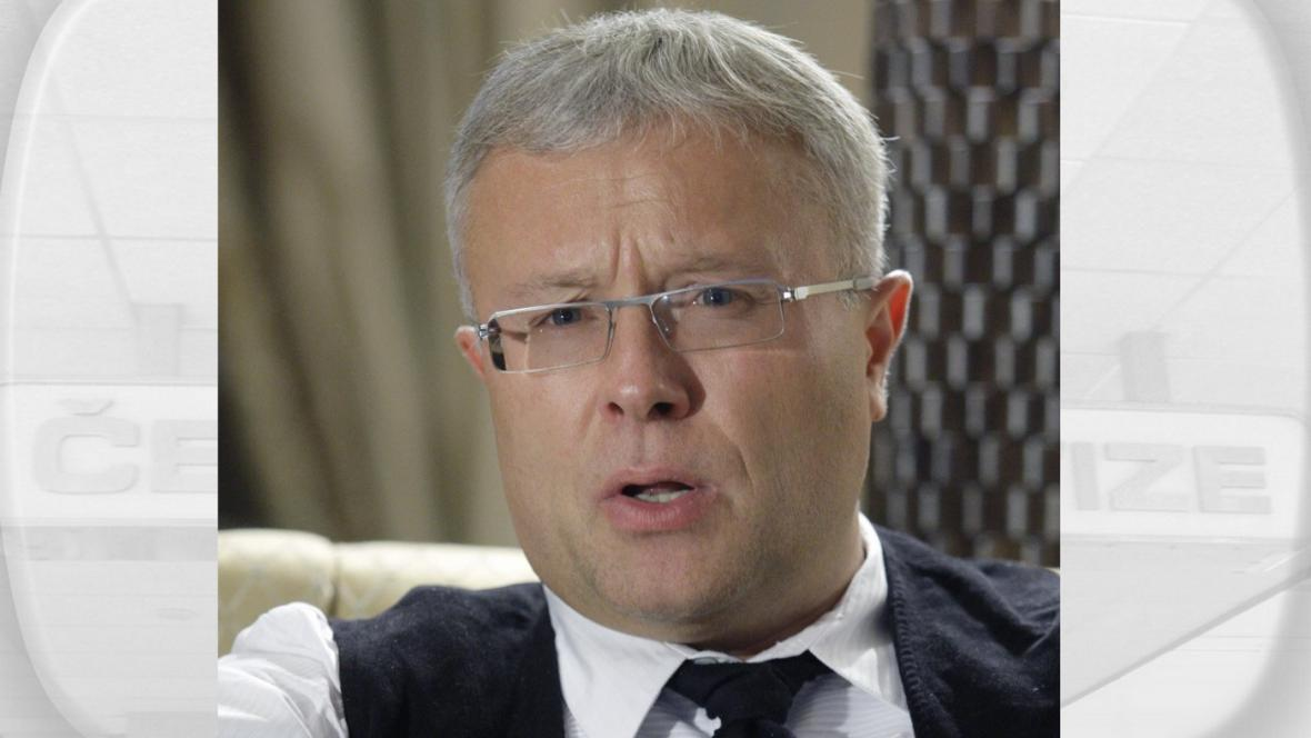 Alexander Lebeděv