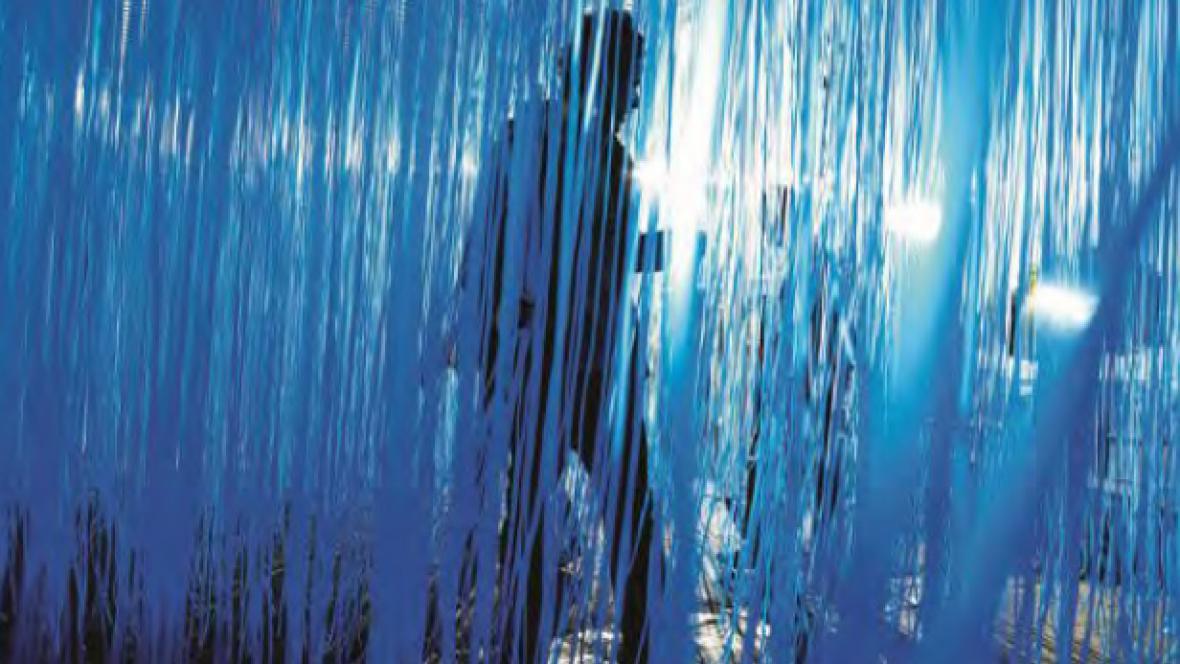 Jesús Rafael Soto / Pénétáble BBL Bleu (1999)