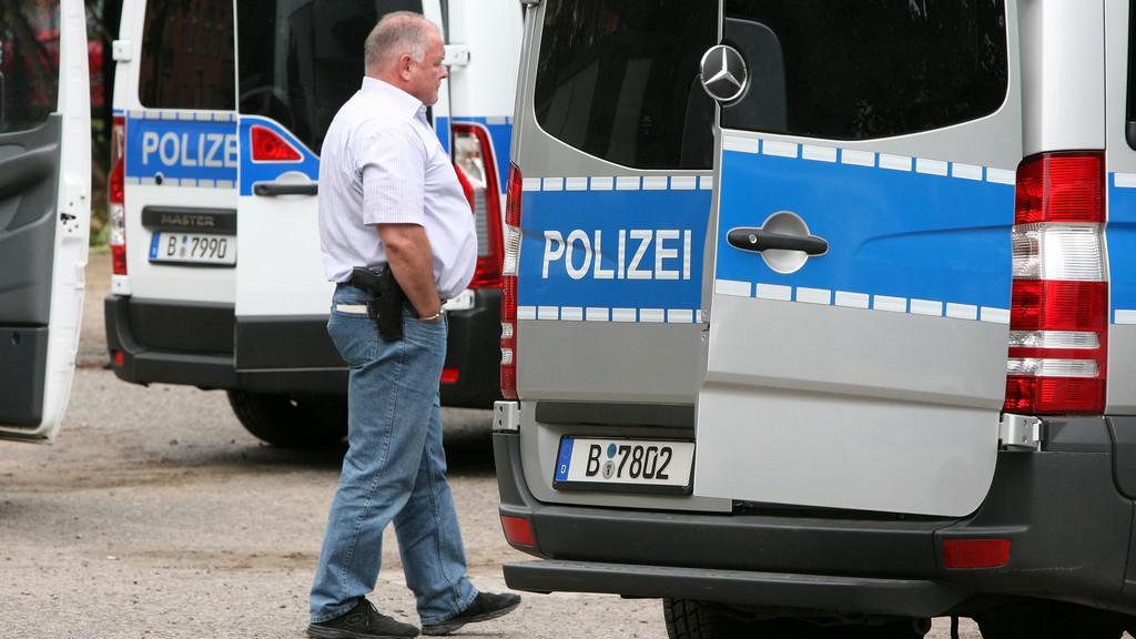 Berlínská policie