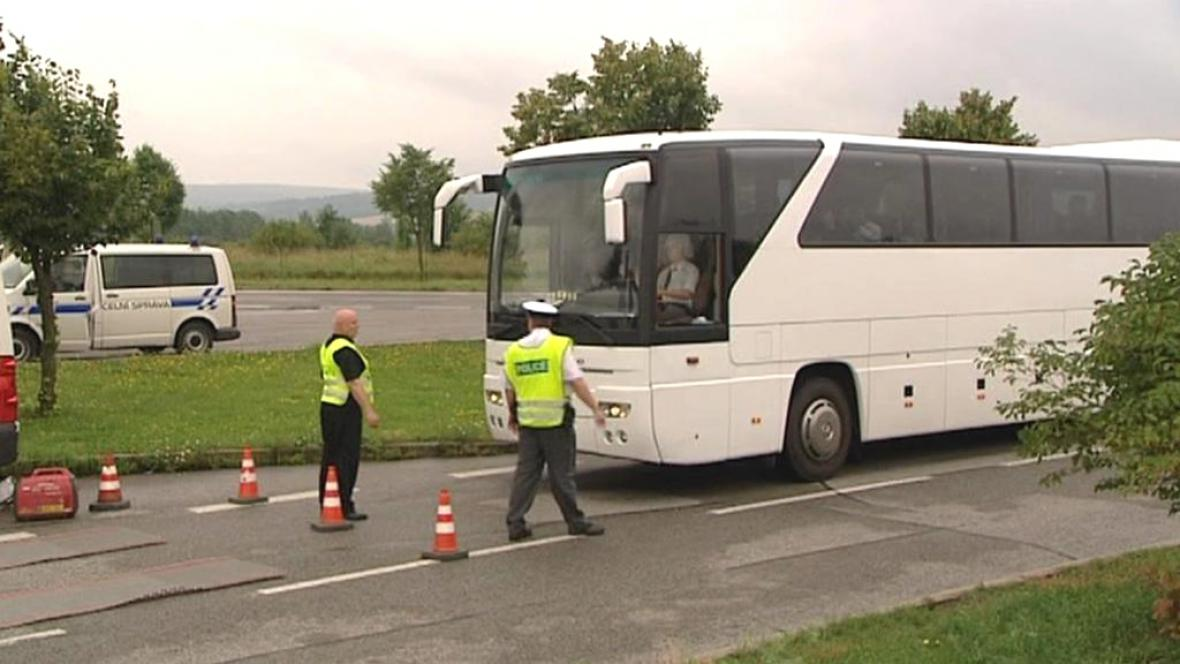 Kontrola autobusu