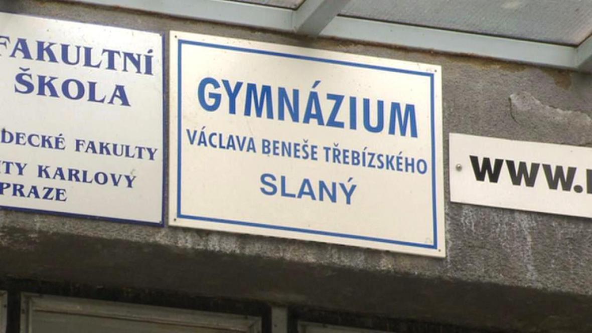 Gymnázium ve Slaném