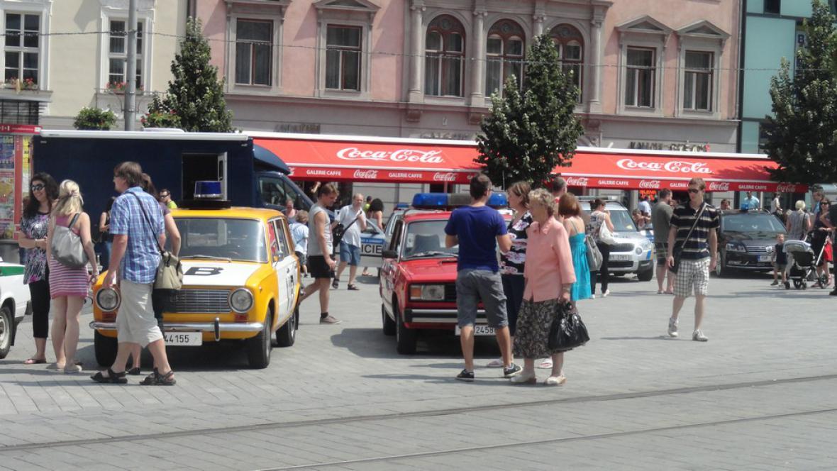Den policie v Brně