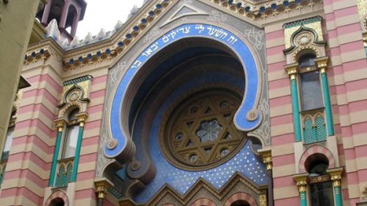 Jeruzalémská synagoga