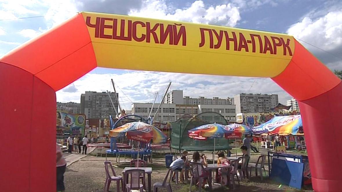 Český lunapark v Moskvě