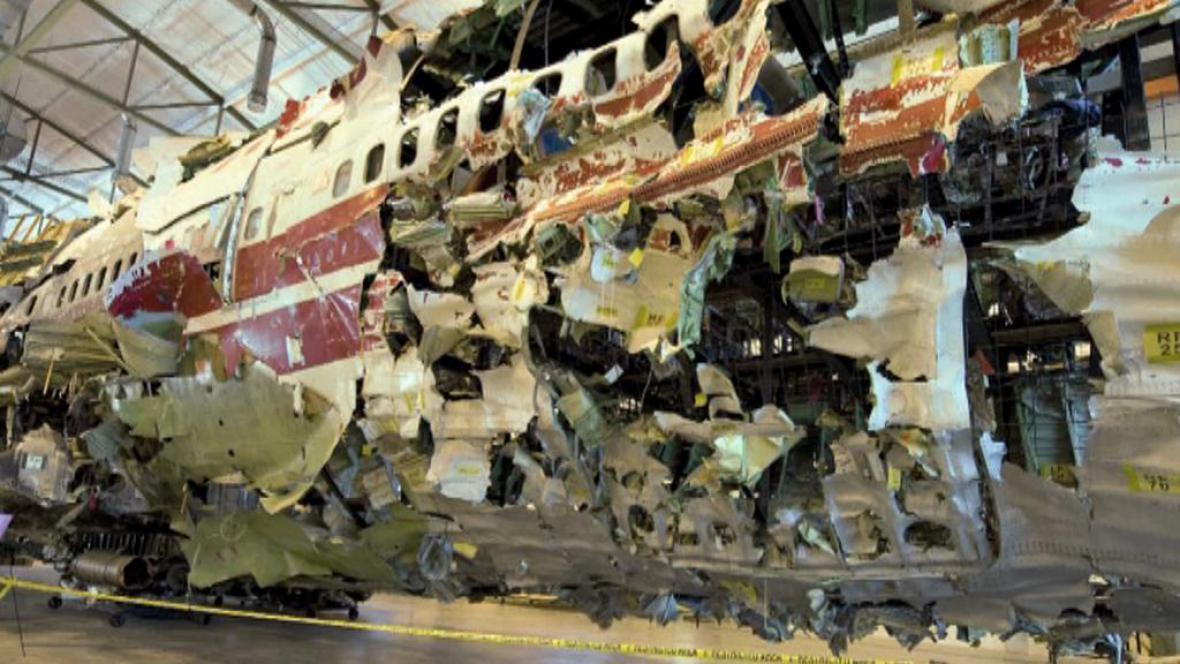 Nehoda letu TWA 800 je stále neobjasněná