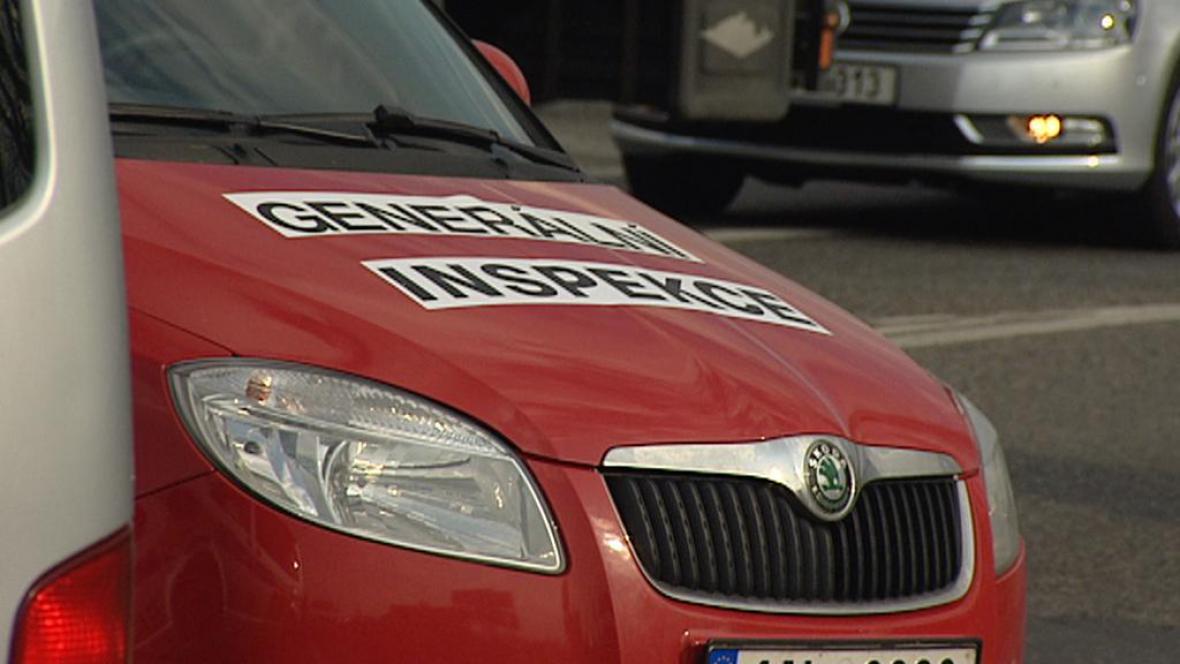 Generální inspekce bezpečnostních sborů
