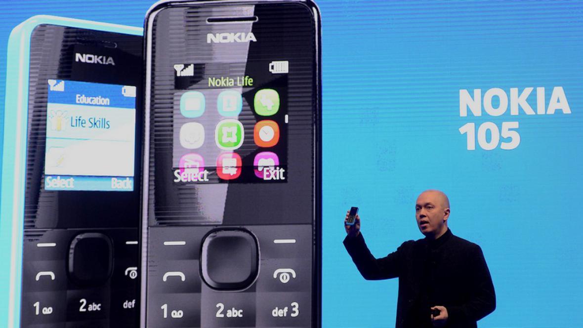 Nová Nokia 105
