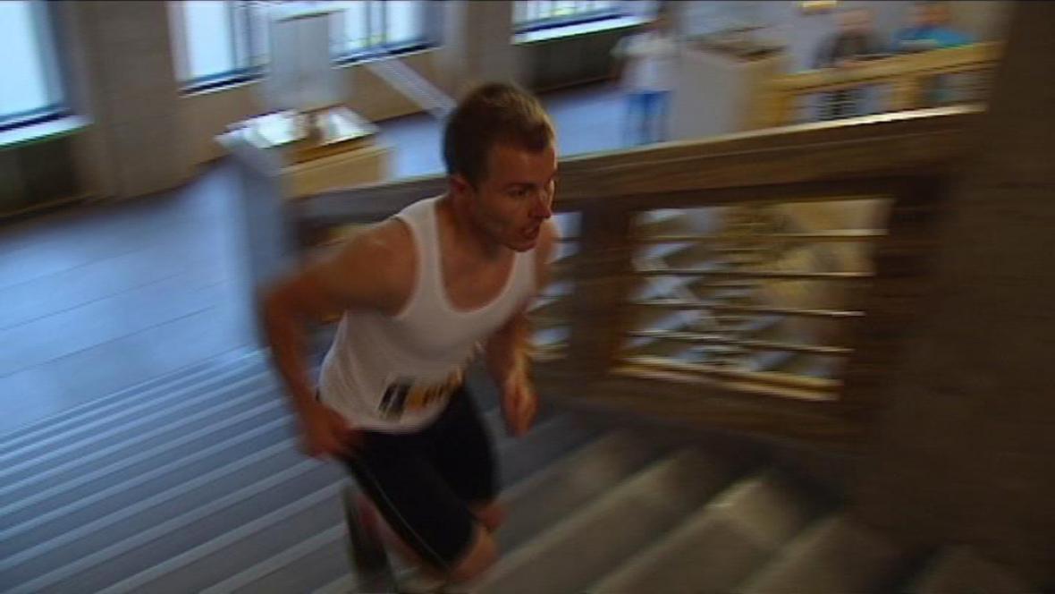 Run Up v Ostravě