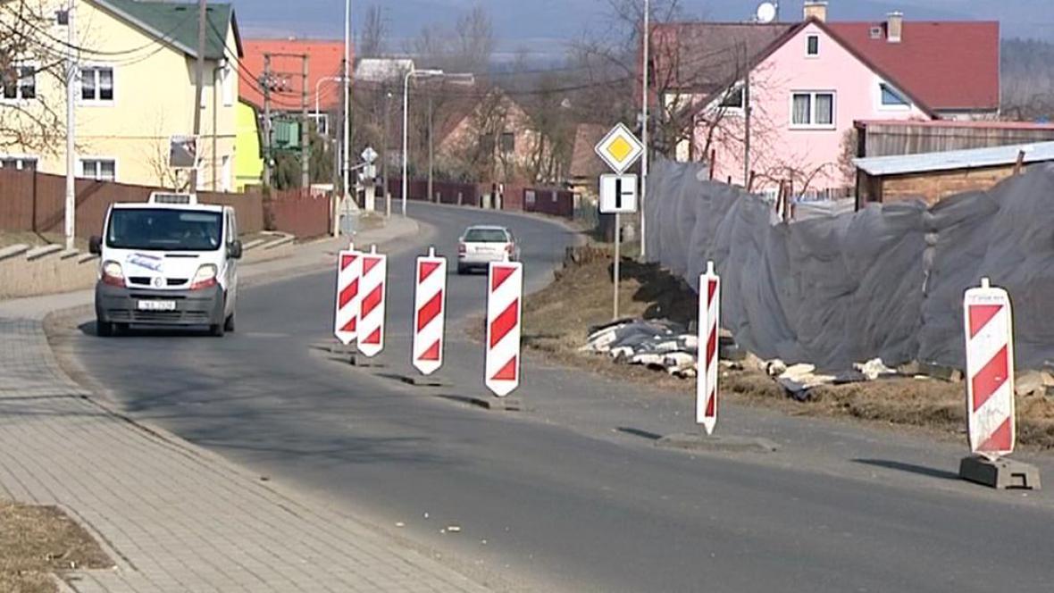 Omezení provozu
