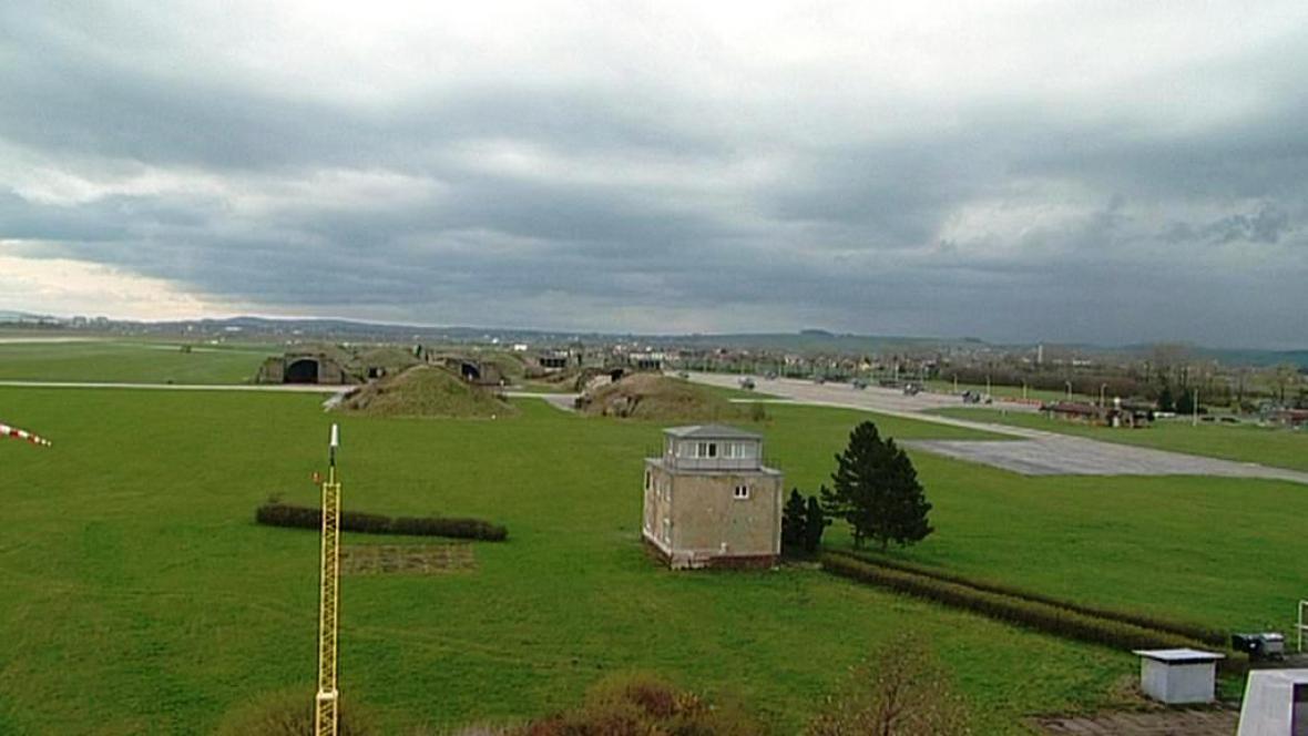 Letecká základna v Přerově
