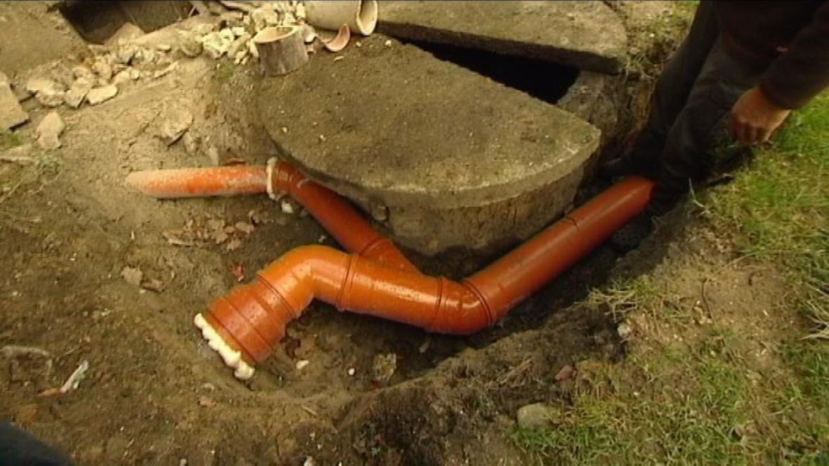 Nová kanalizace