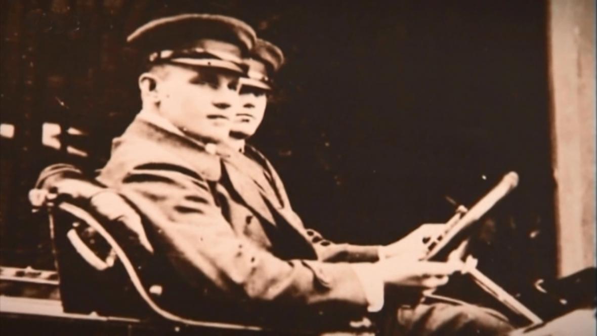 Řidič vozu smrti Leopold Lojka