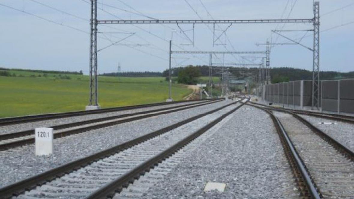 Modernizovaná trať