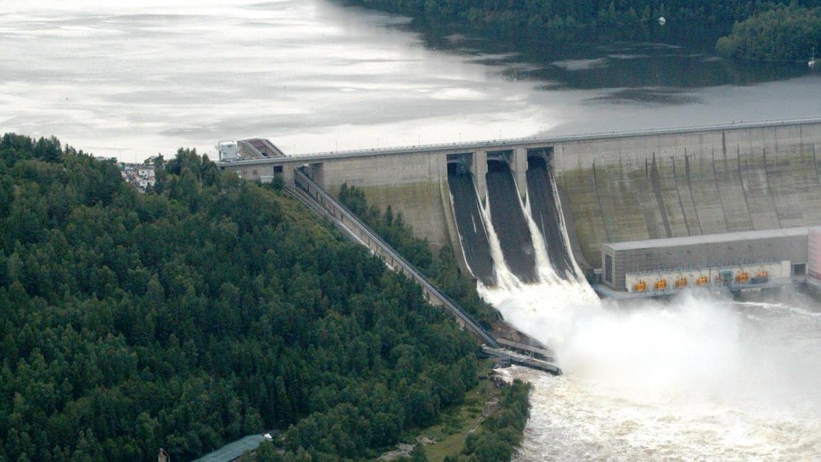 Orlická přehrada