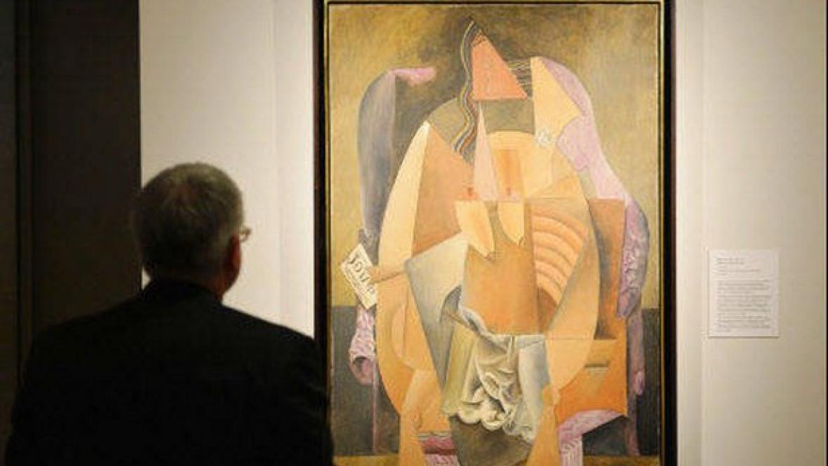 Z aukční síně  Sotheby's