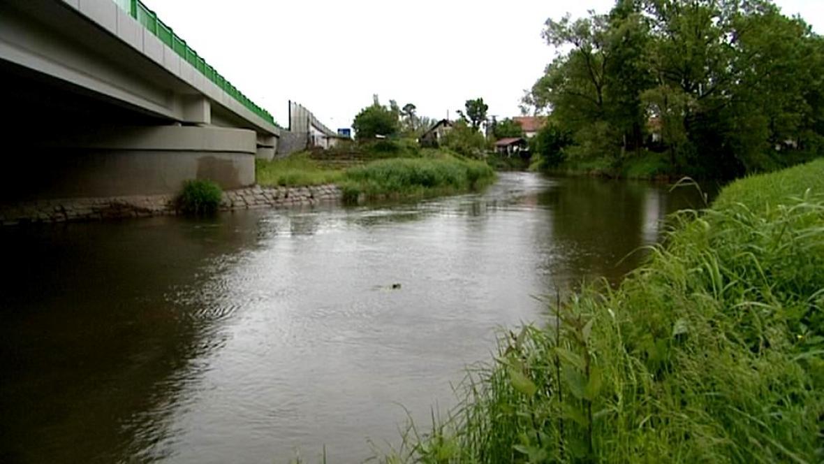 Déšť může zvýšit hladiny řek