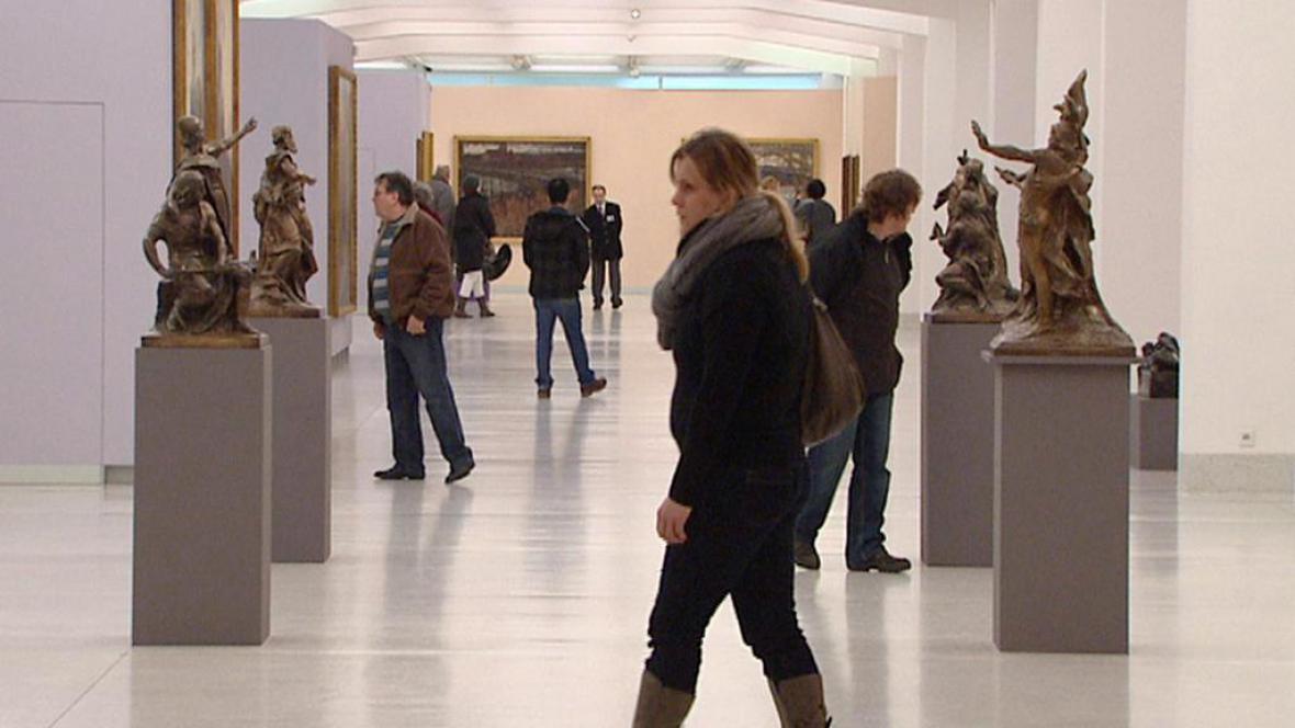 Sbírky Národní galerie