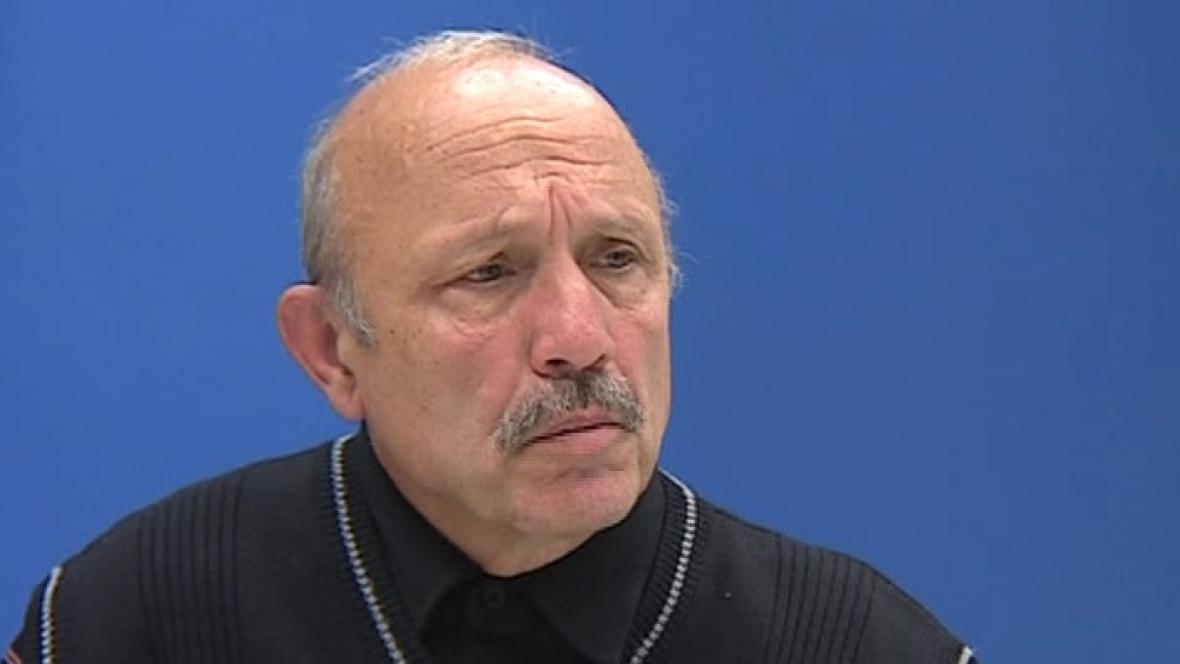 Kriminalista Vladimír Matoušek
