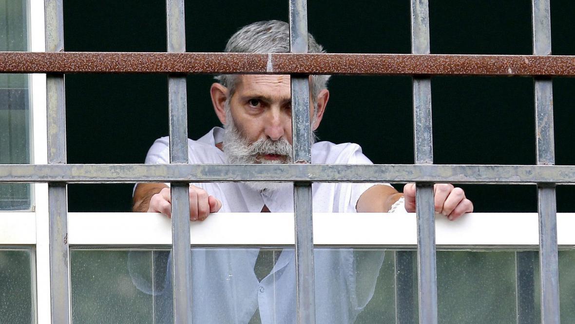 Iosu Uribetxebarri, odsouzený člen ETA