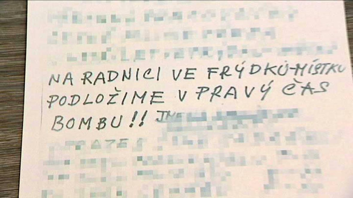 Anonymní dopis